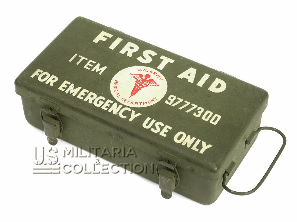 Boite First-Aid Kit de jeep