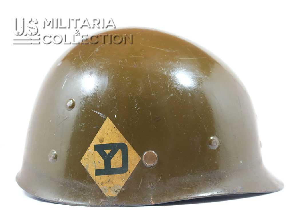 Liner Firestone 26e Division US, Yankee Division