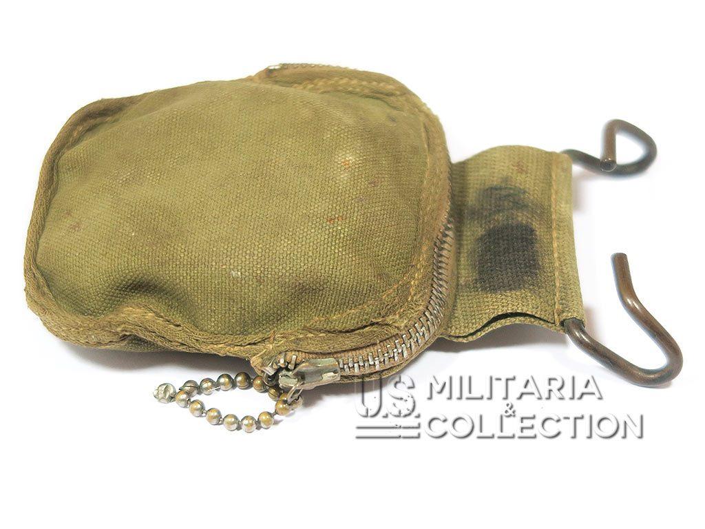 Pochette boussole us 1er type Airborne boussole
