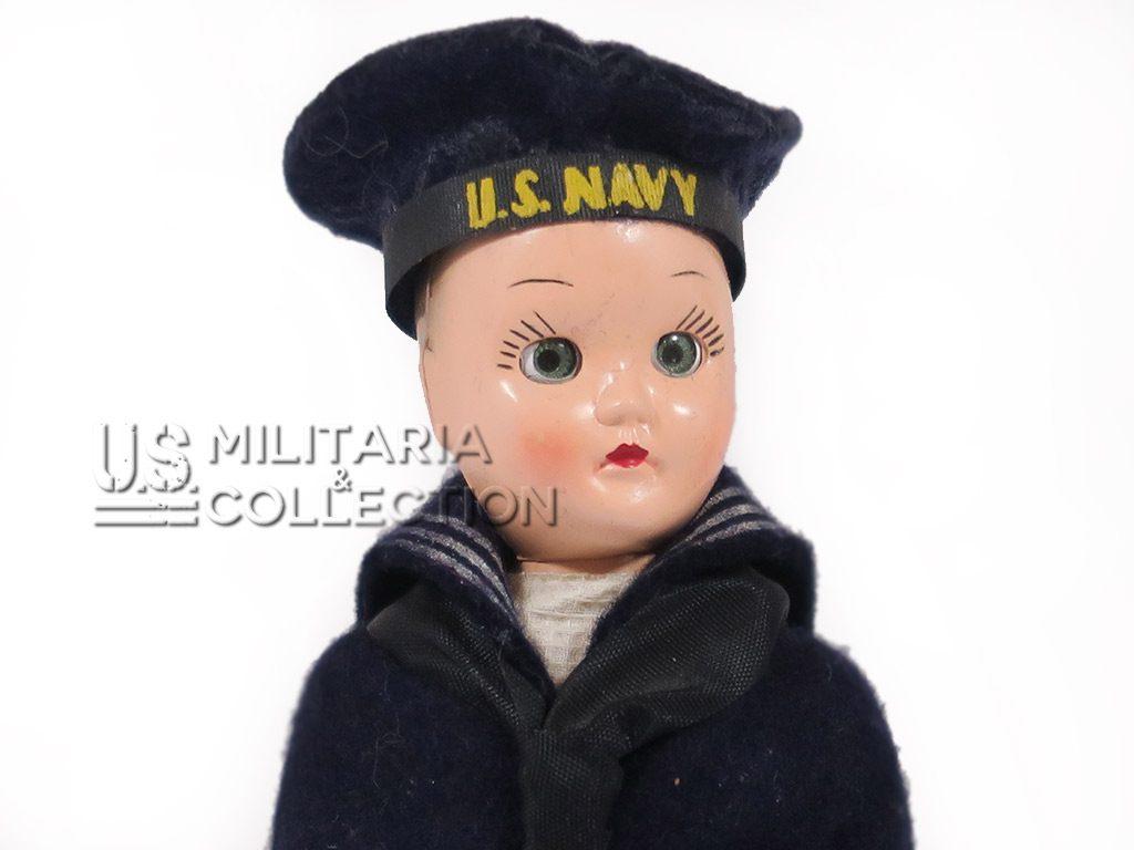 Poupées US ARMY et NAVY