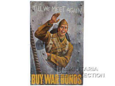 Affiche bonds de guerre US 1942, Joseph Hirsch