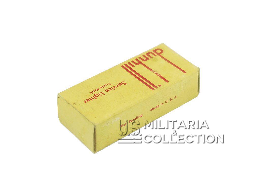 Briquet U.S. Dunhill Service lighter