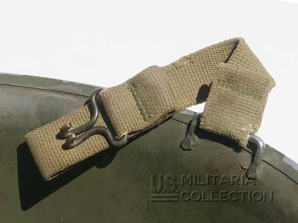 Casque M1 pattes Fixes, McCord 1943