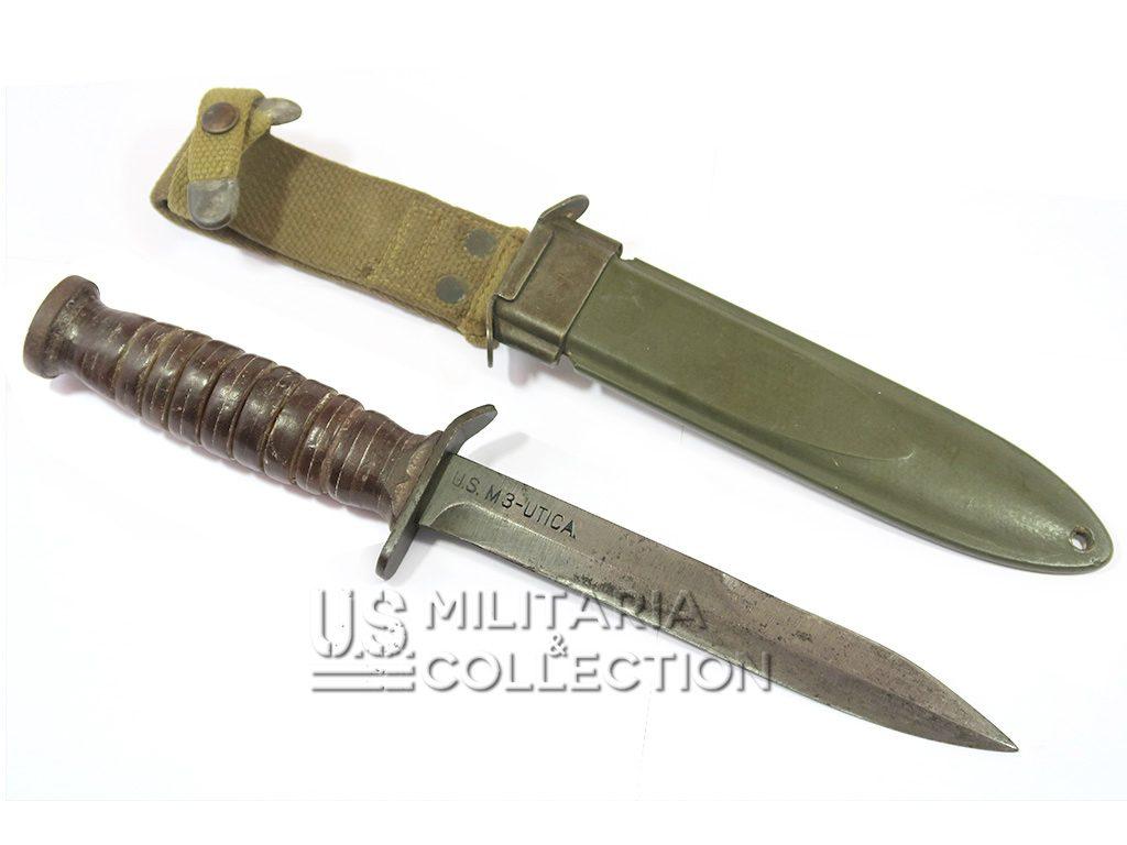 Couteau USM3 UTICA