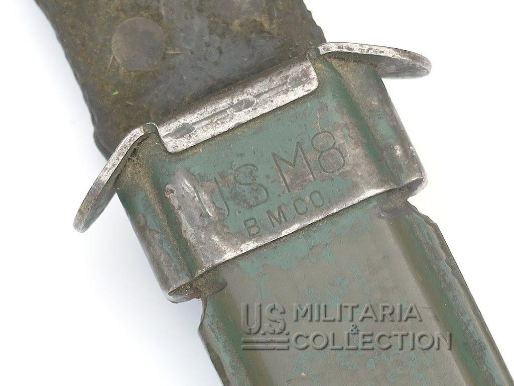 COUTEAU USM3 UTICA garde, USM8 1er type