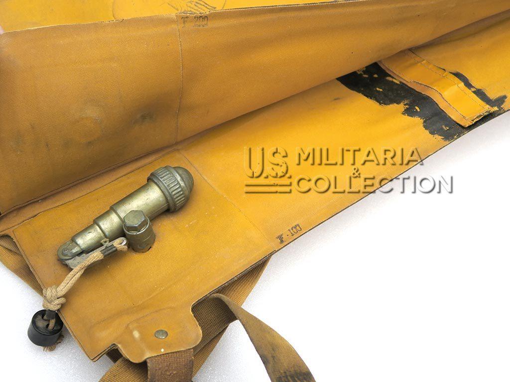 Gilet de sauvetage US B4, pilote, Airborne, 1944