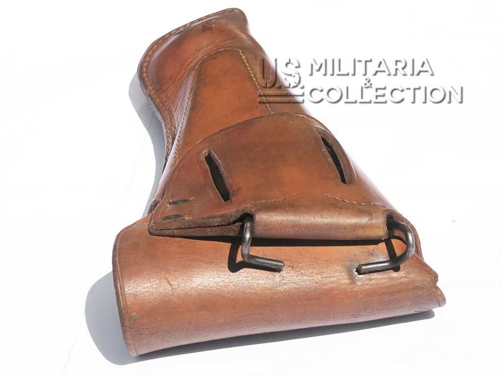 Holster Ceinturon COLT. 45, MILWAUKEE SADDLERY 1942
