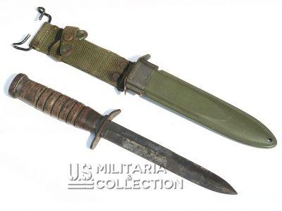 Couteau USM3 Case garde