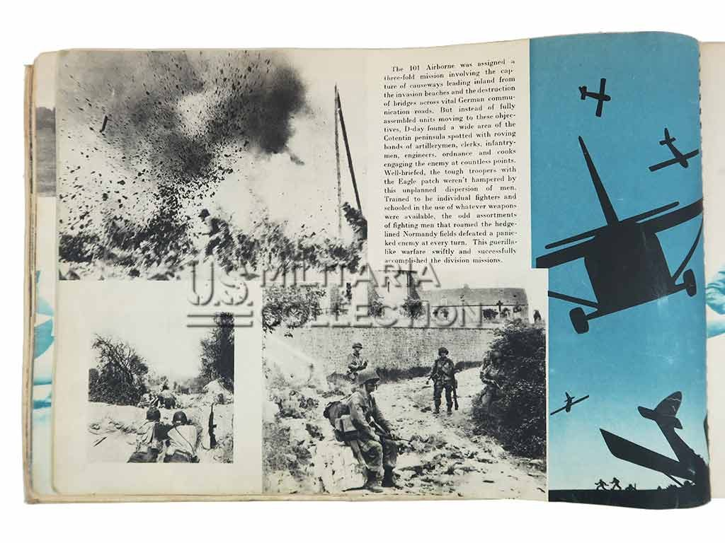 The Epic of the 101st Airborne, édition originale 1945