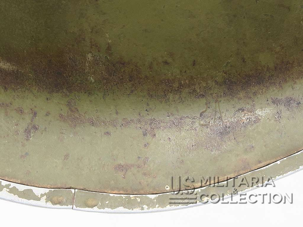 Casque M1 nominatif camouflé 2 tons et liner
