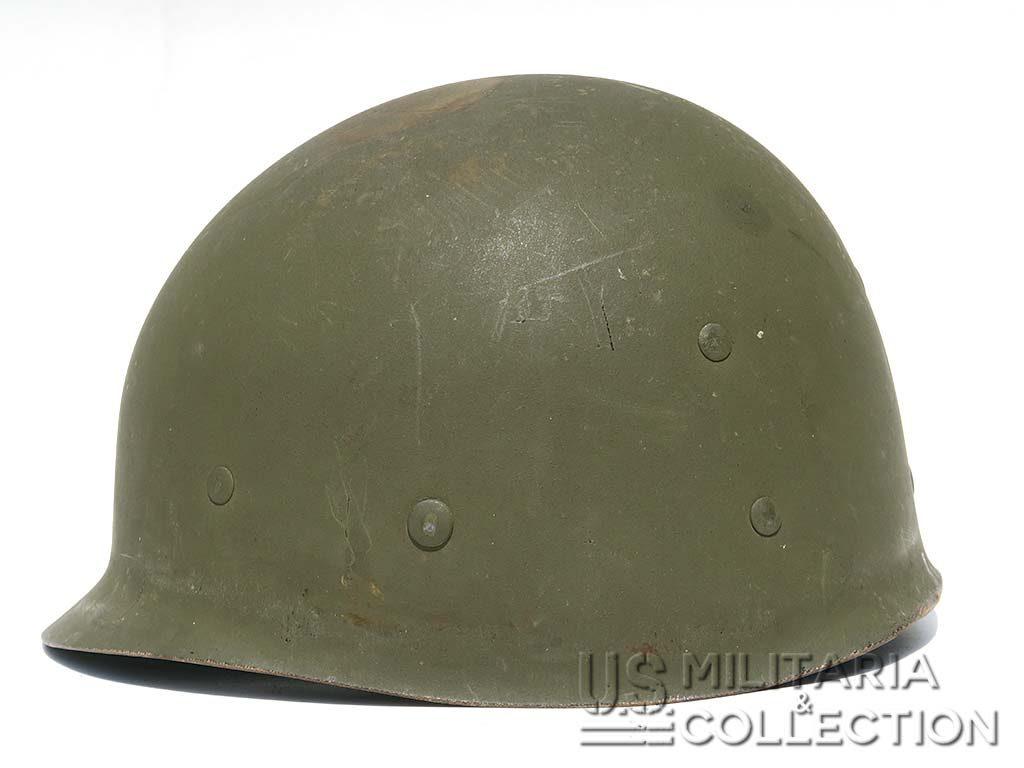 Casque M1 pattes fixes 1943 et son liner