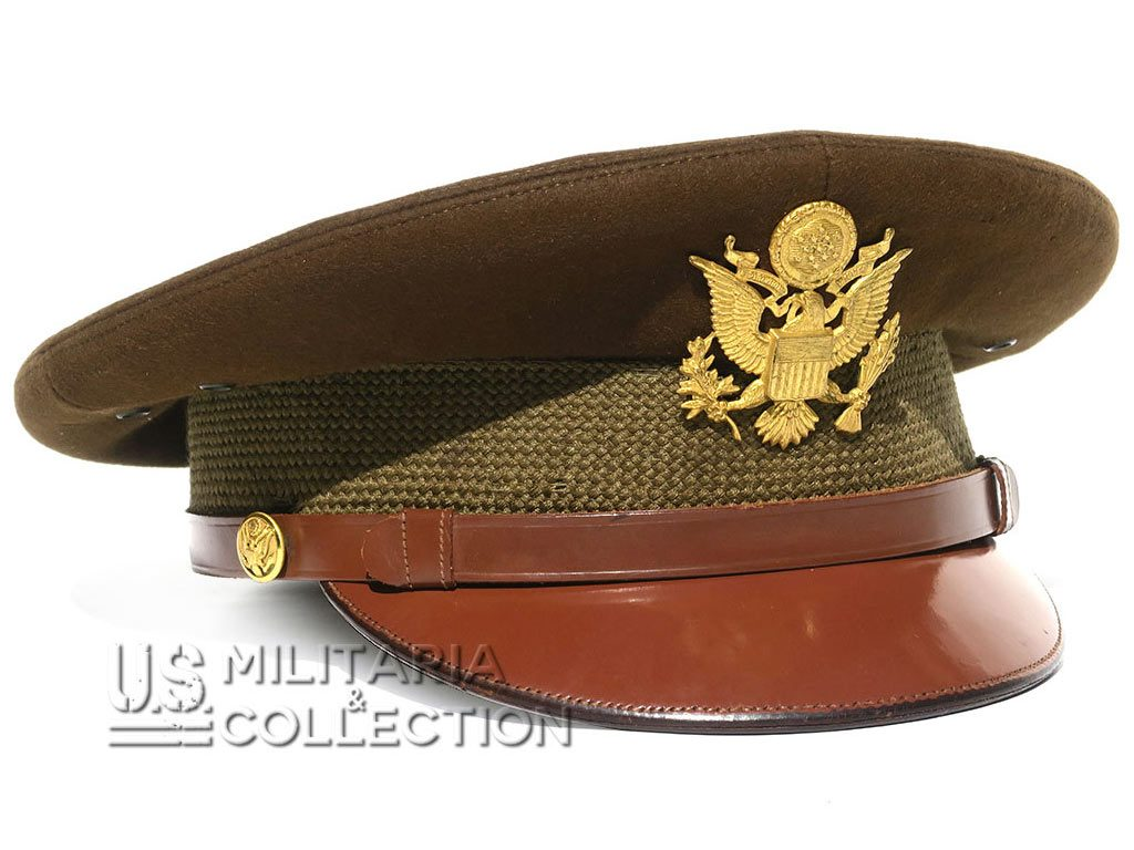 Casquette Officier US Army, Dobbs