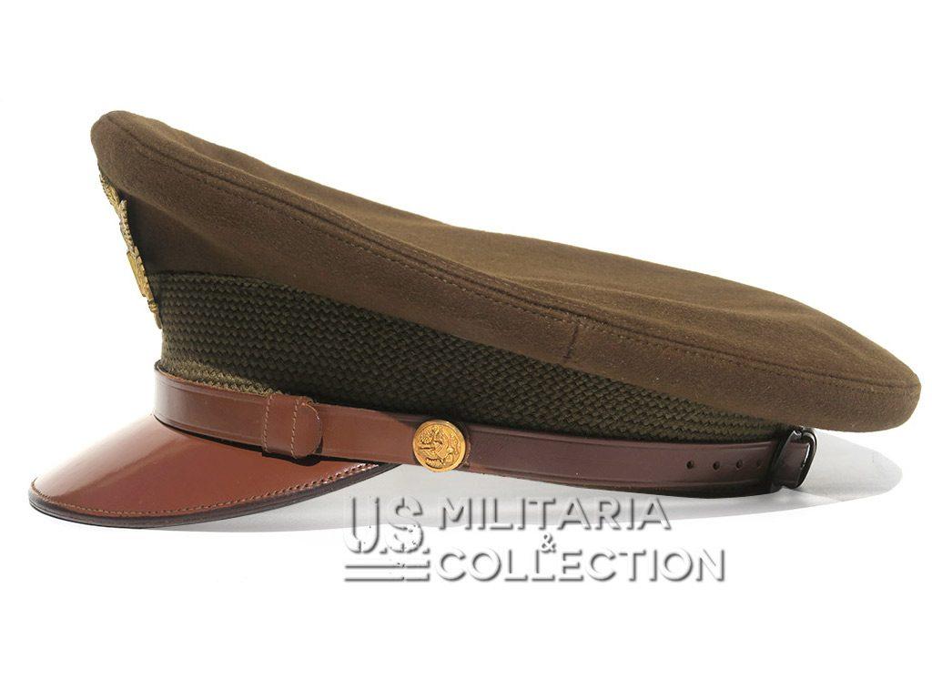 Casquette Officier US Army, Dobbs