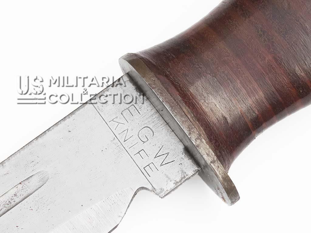 Couteau de combat EGW, E.G. Waterman