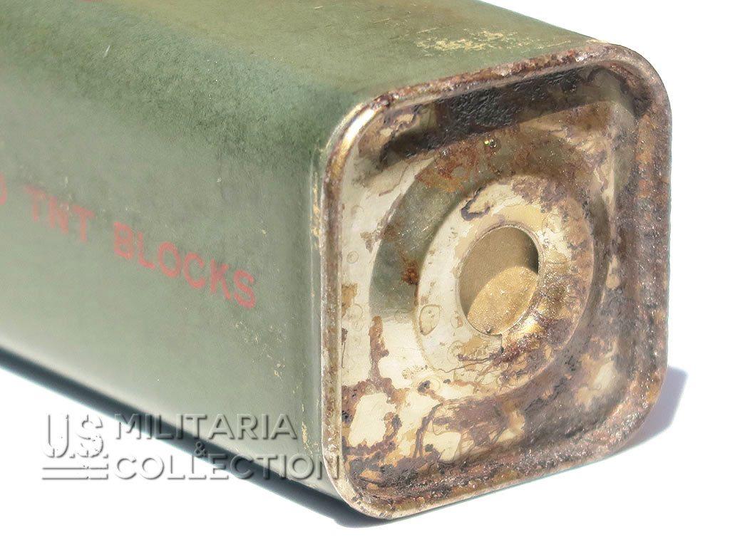 Emballage de Bloc de TNT vert de 1 pound