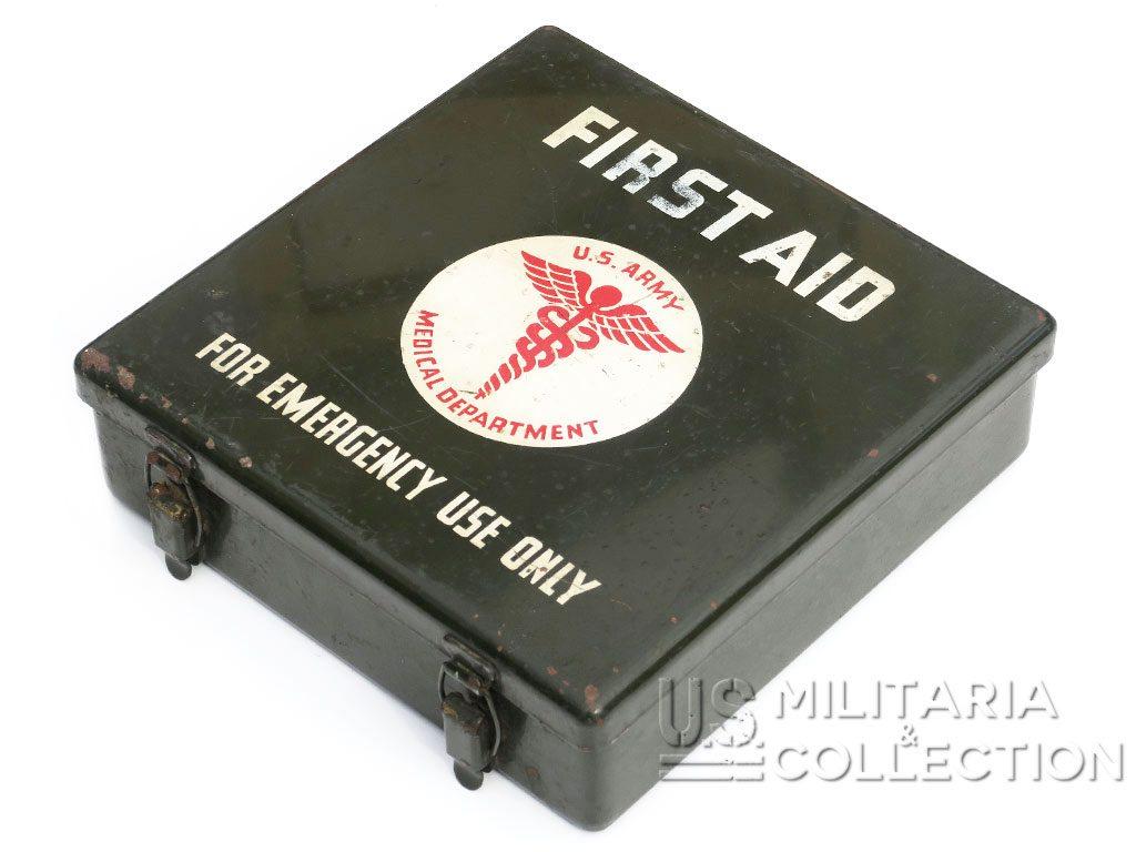 Boite First-Aid Kit 24 unit et son contenu