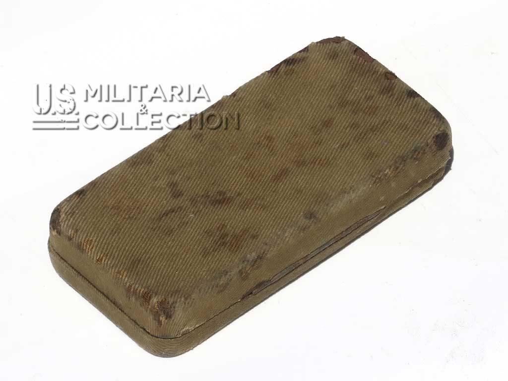 Boite Rasoir Gillette US ARMY Khaki Set