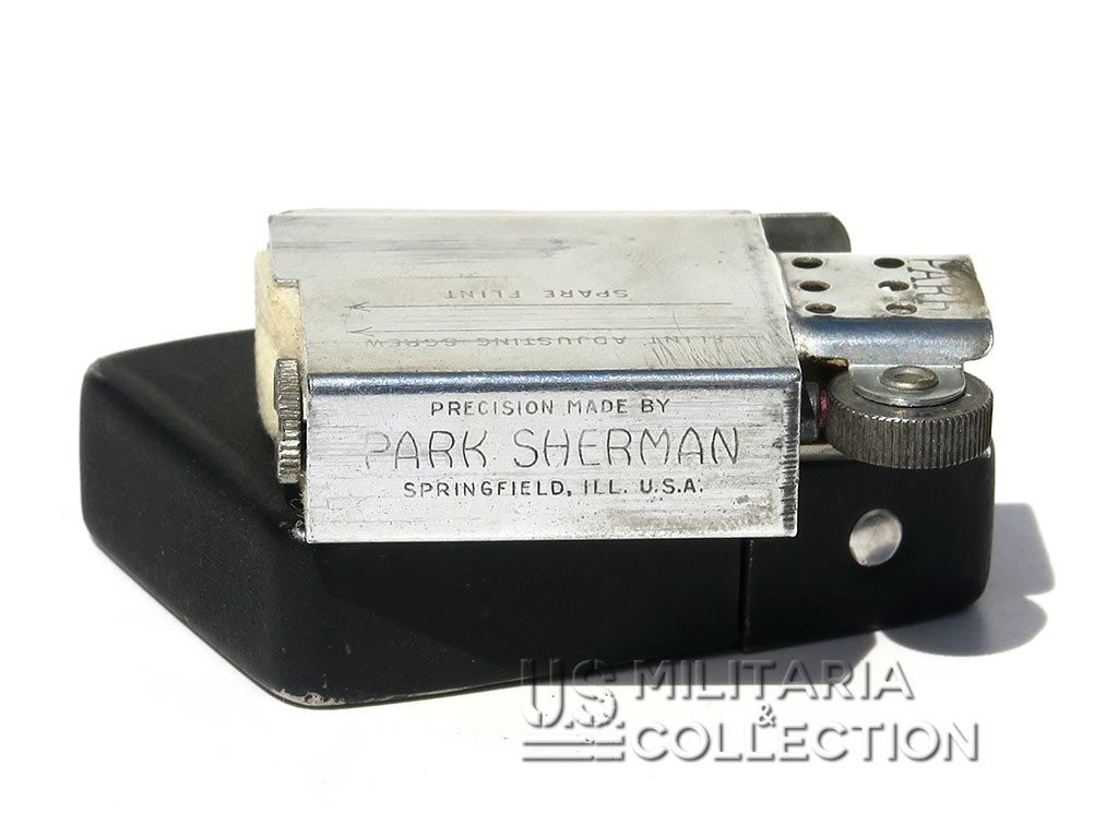 Briquet US Army Park Sherman, Service Lighter