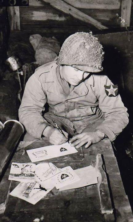 Stylo-plume Armée Américaine Morrison