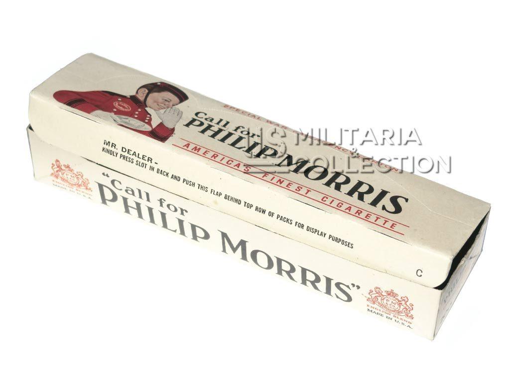 Cartouche de cigarettes Philip Morris U.S.