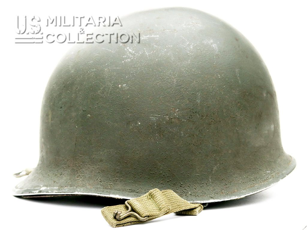 Casque M1 pattes fixes 1942 et son liner