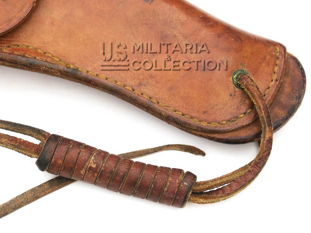 Holster ceinturon colt. 45 milwaukee saddlery 1942