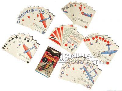 Jeu de cartes US SQUADRON SCRAMBLE