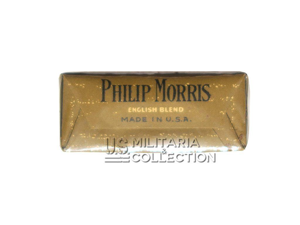 Paquet de cigarettes Philip Morris U.S. Army