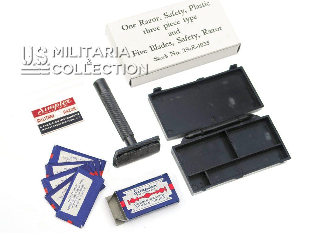 Rasoir US Army Simplex