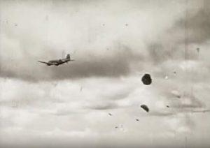 Poudrier Féminin 11th Airborne Division