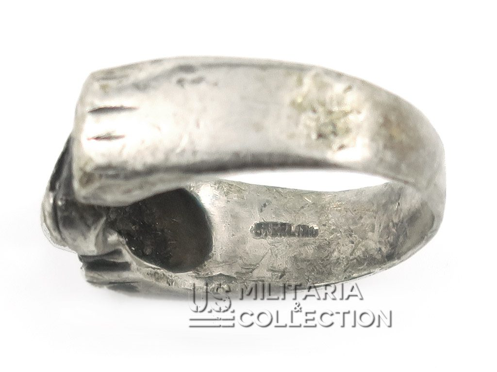 Bague US Airborne Sterling