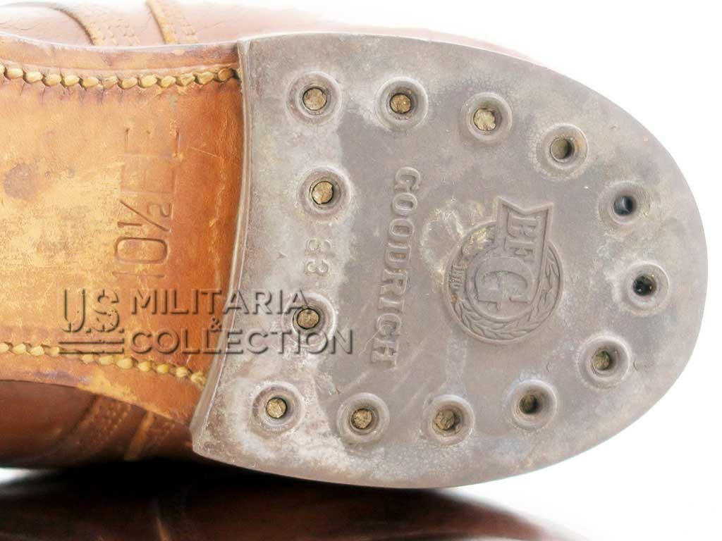 Brodequins US Army Type I