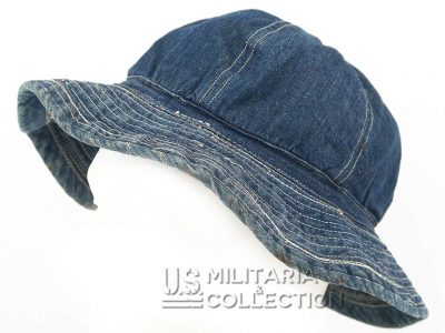 Chapeau M37 US Navy Daisy Mae en jean