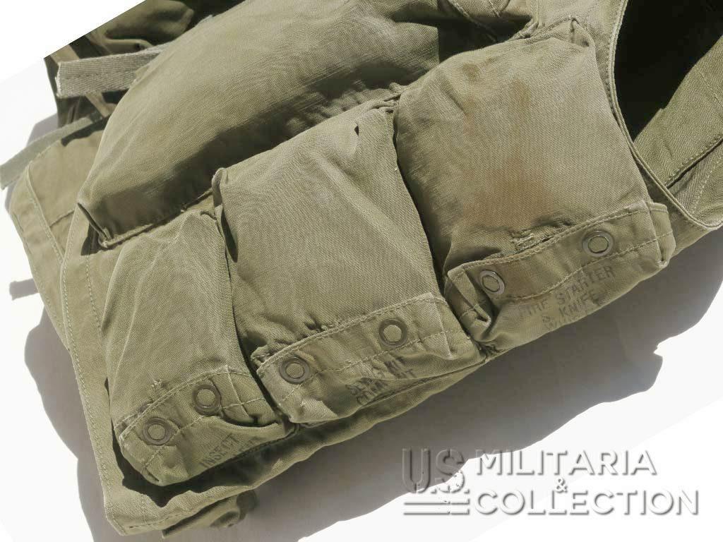 Gilet survie USAAF Type C1 1944-1945