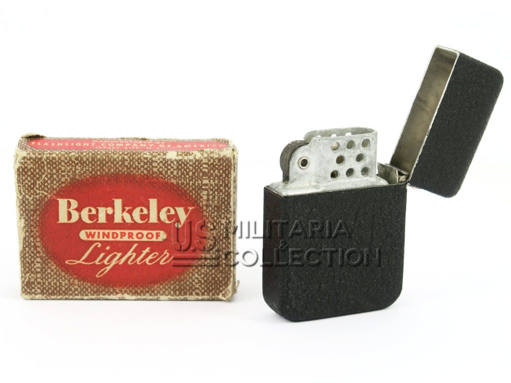 Briquet US Berkeley