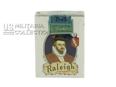 Cigarettes US Raleigh 1944