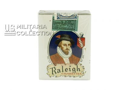 Paquet de cigarettes Raleigh U.S.