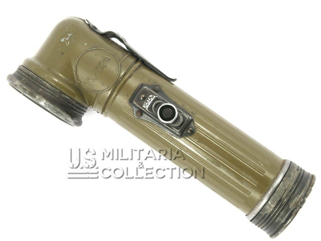 Lampe TL-122A métal EVEREADY