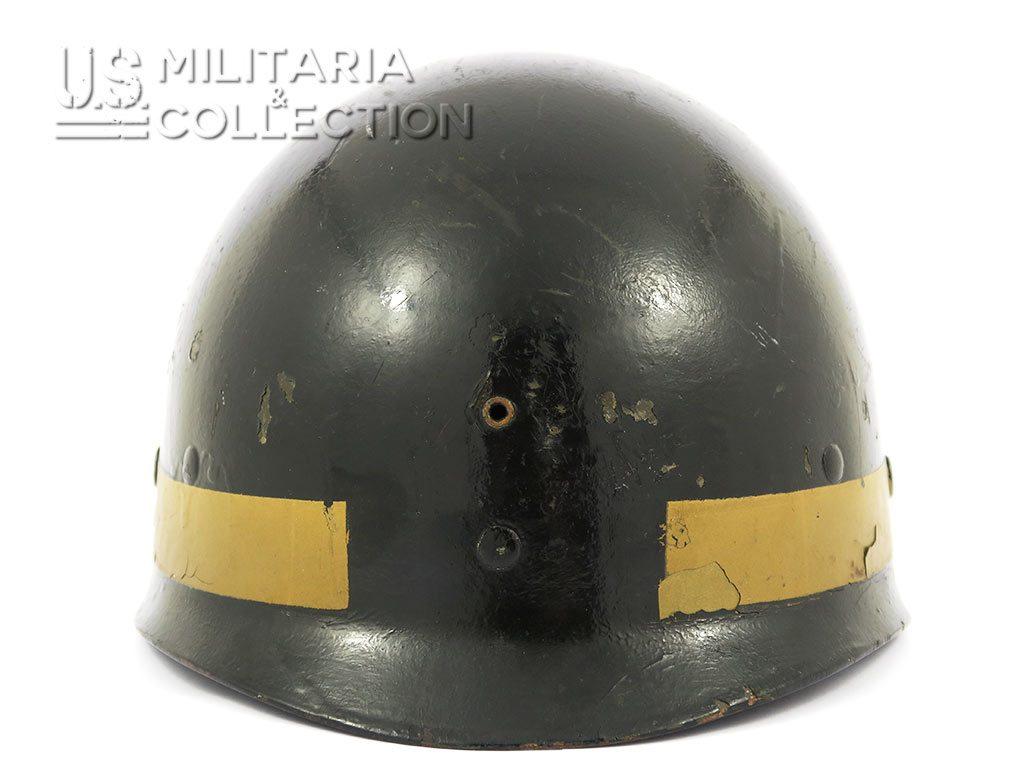 Liner sous-casque M1 Seaman, Fort Dix sergent instructeur.