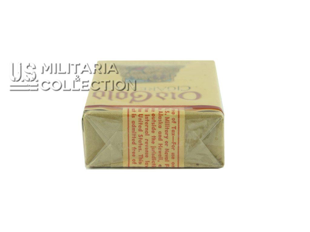 paquet de cigarettes old gold us army