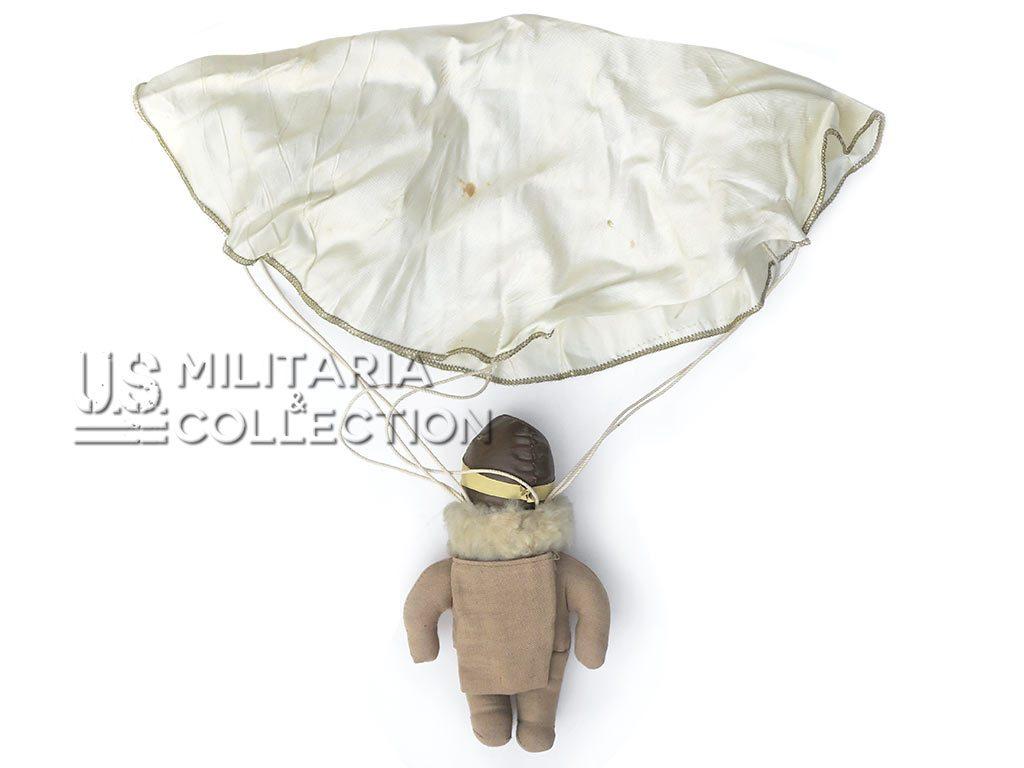 """Poupée parachutiste américain """"Raggy Doodle"""""""