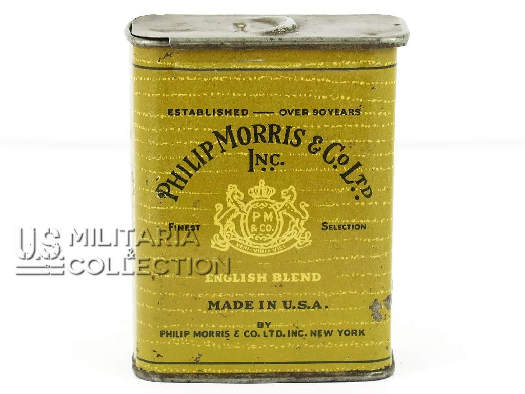 Boite à cigarettes Philip Morris