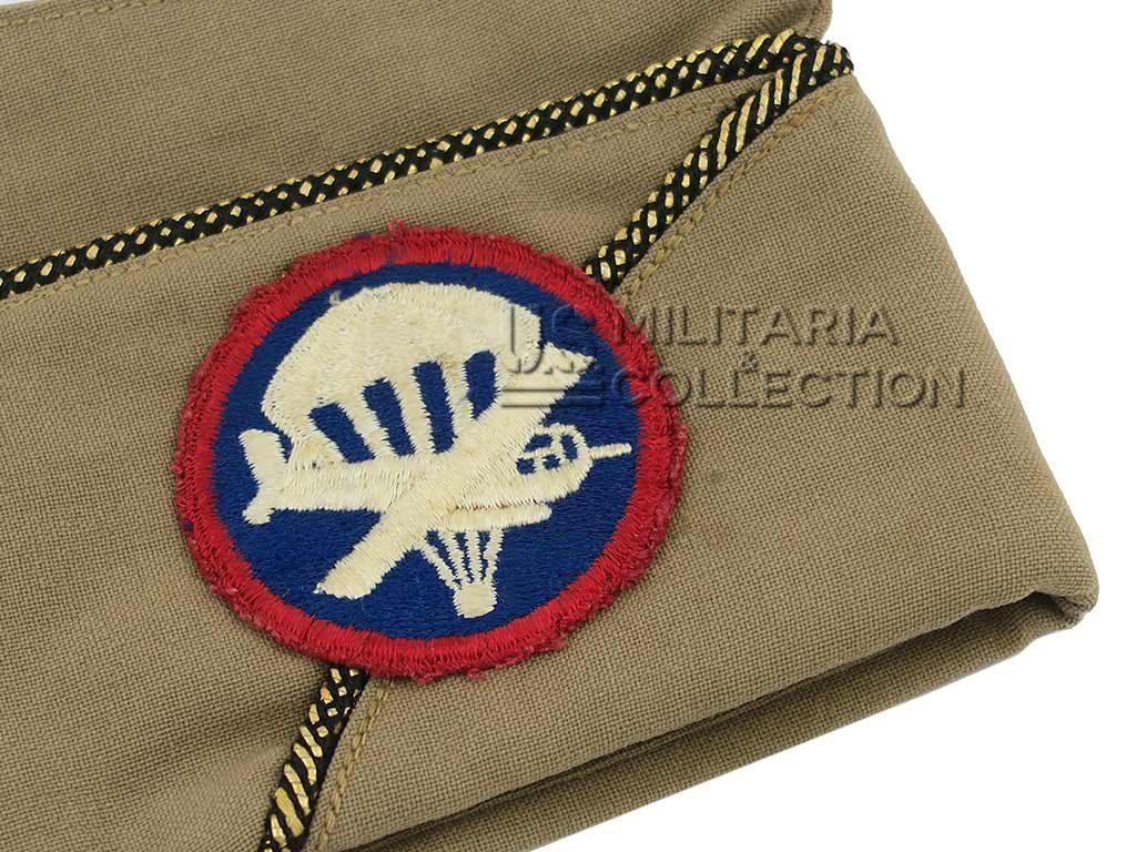 Calot parachutiste Glider officier