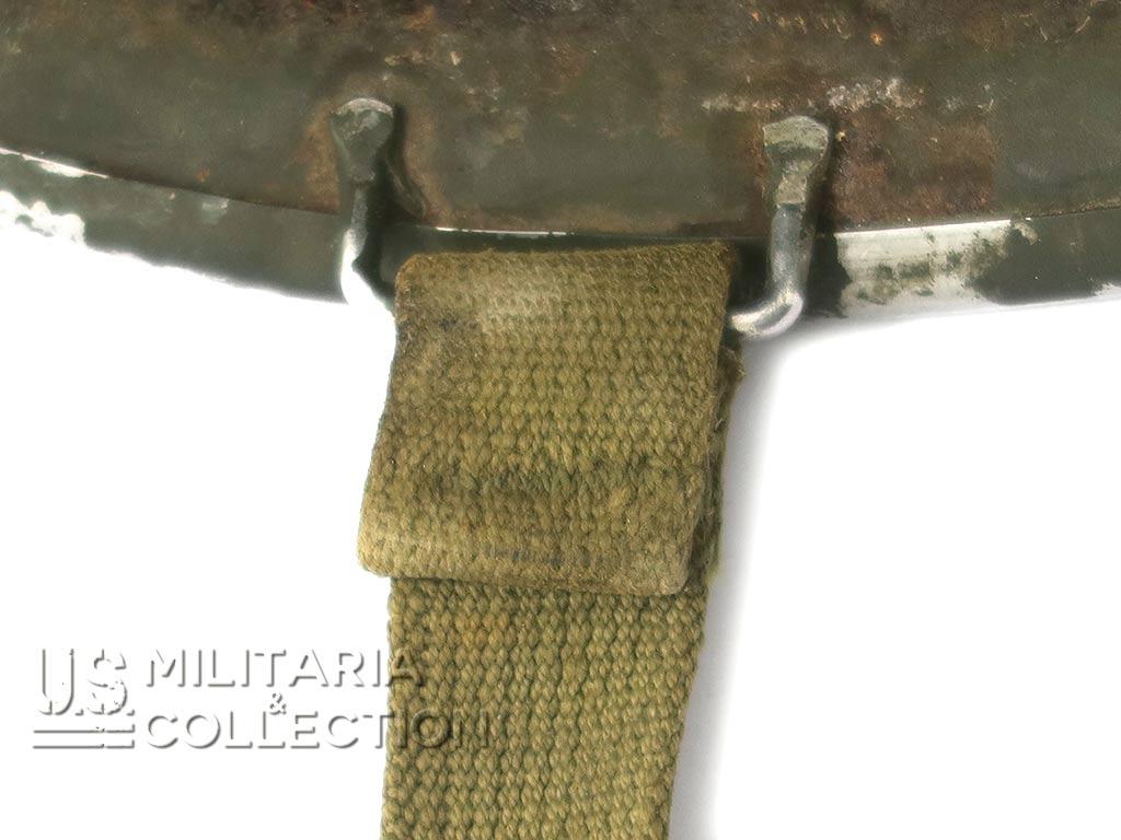 Casque M1 pattes fixes 1941/1943