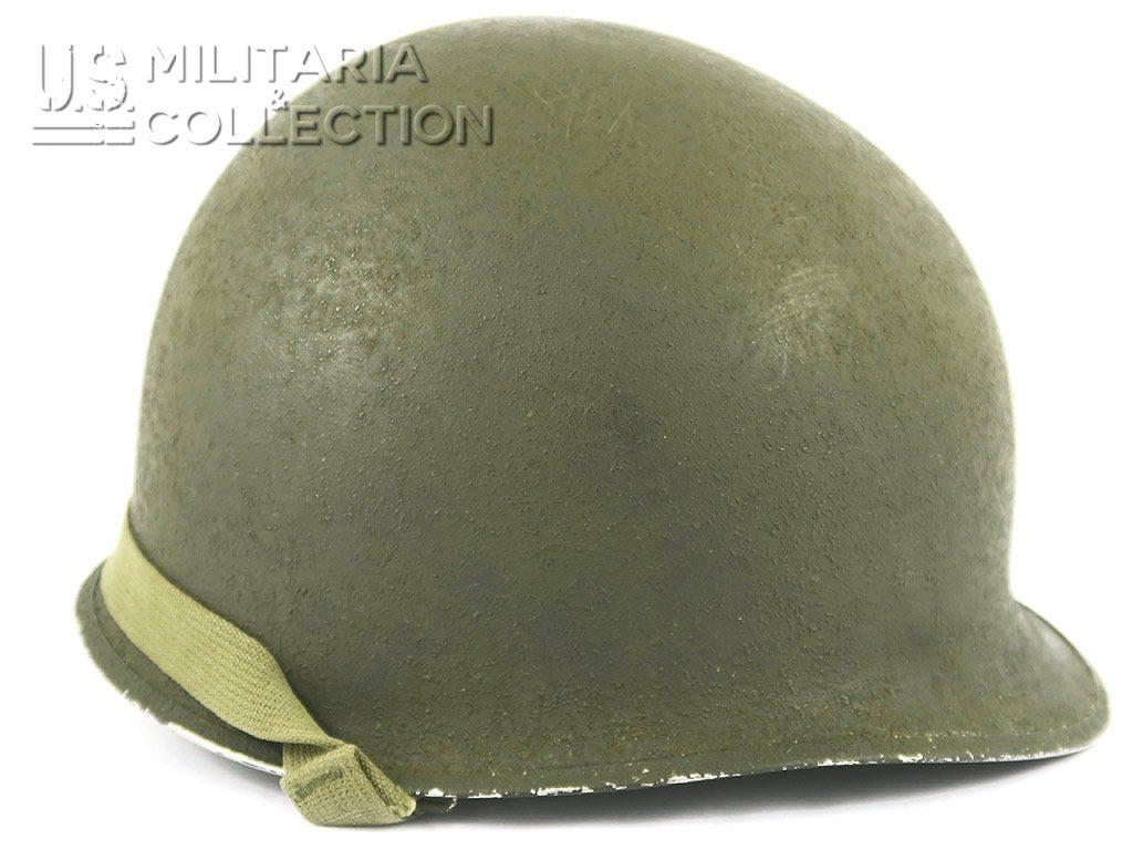 Casque USM1 McCord, pattes fixes 1943