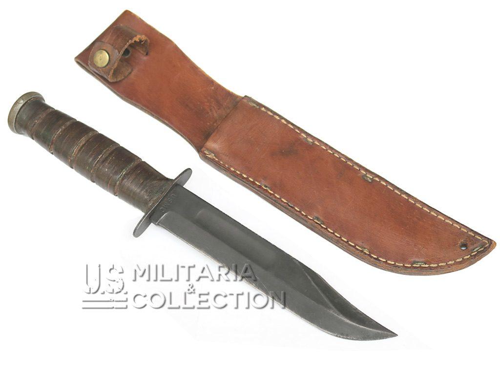 Couteau de combat USMC KA-BAR