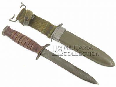 Couteau USM3 UTICA Neuf de Stock