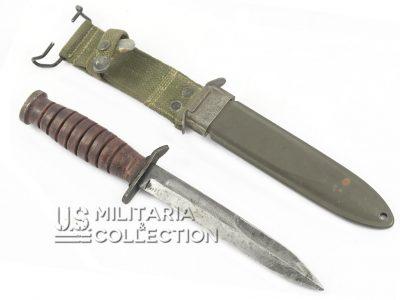 Couteau USM3 UTICA + étui USM8