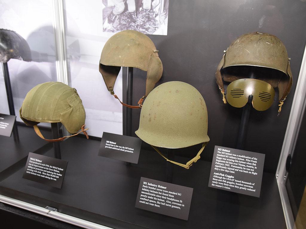 Lunettes anti-flak USAAF