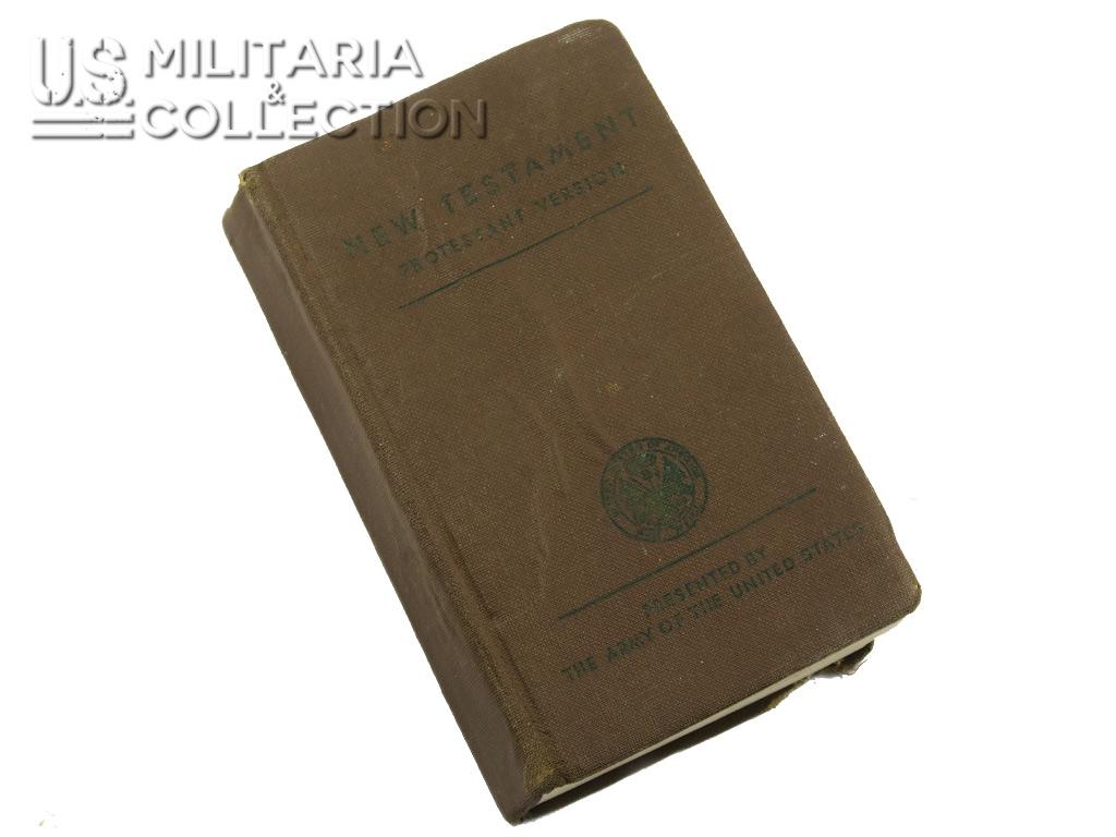 Bible de poche US ARMY
